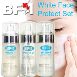 Whitening Facial Protect Set