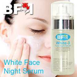 OEM - Whitening Face Night Serum - 50ml X 100pcs
