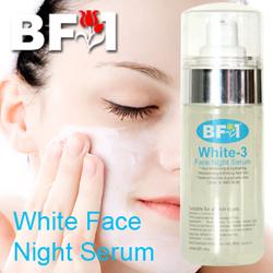 Whitening Face Night Serum - 120ml
