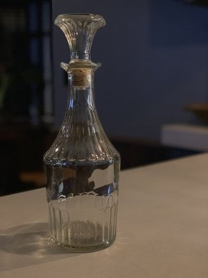 Owens-Illinois Post Prohibition Glass Decanter