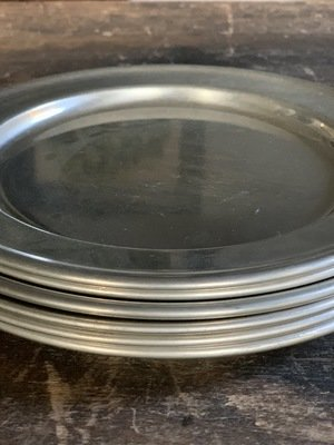 Woodbury Pewter Plates
