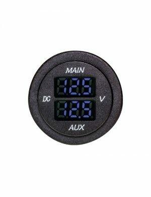 Dual Voltmeter