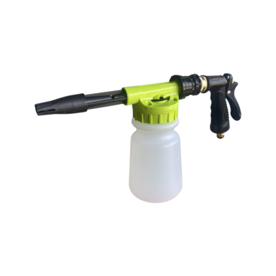 Wash Cannon With Hose Connection