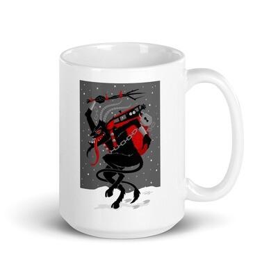 15 oz Krampus Mug