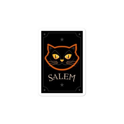 Salem Cat Sticker