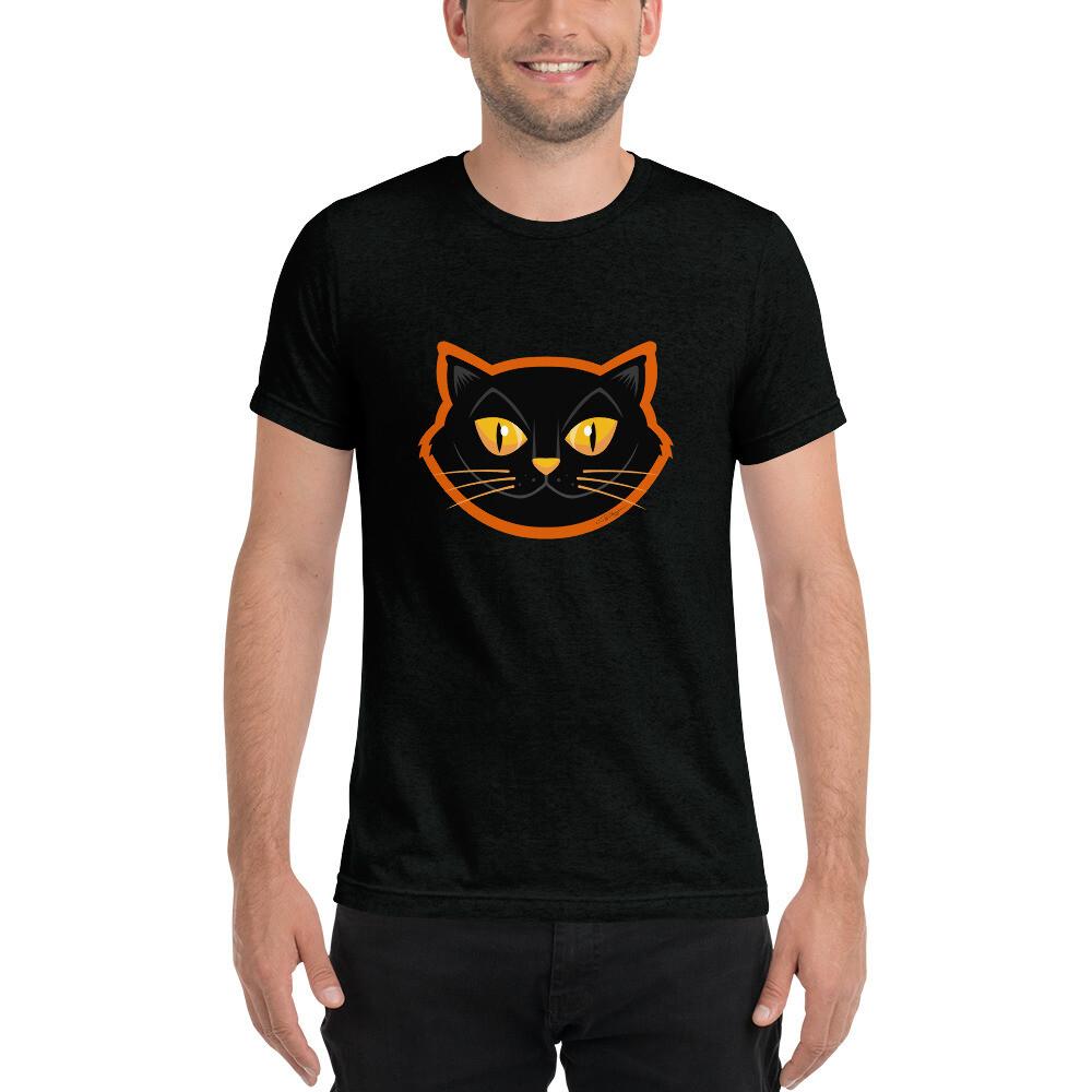 Unisex Black Cat Tee