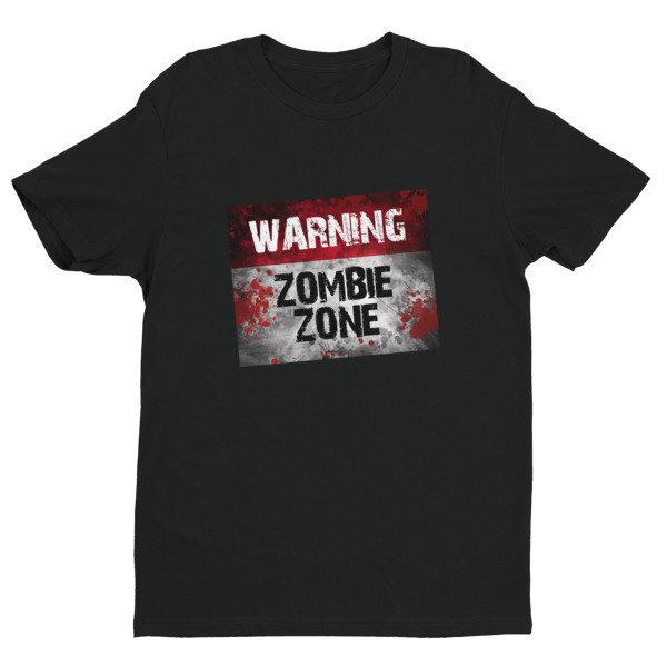 Zombie Zone - Short Sleeve T-shirt