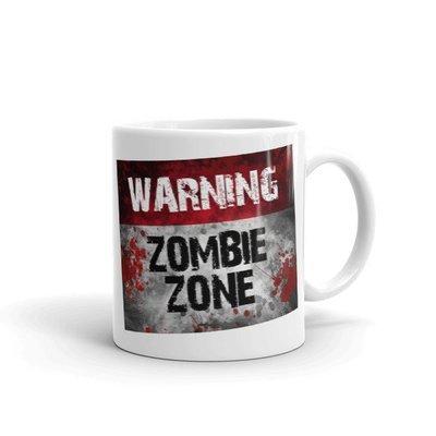 Zombie Zone - Mug white handle