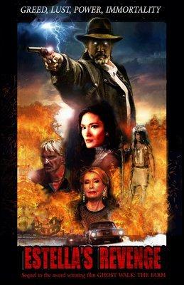 Estella's Revenge Official Movie Poster