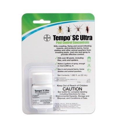 Tempo® SC Ultra Pest Control Concentrate