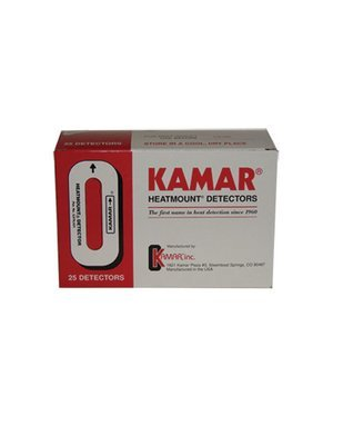 KAMAR® Heatmount™ Detectors (box of 50)