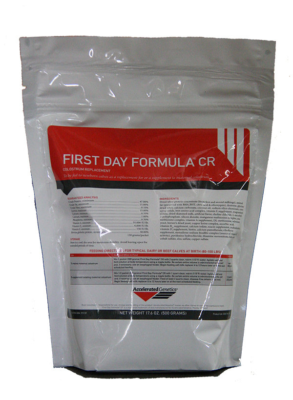 First Day Formula