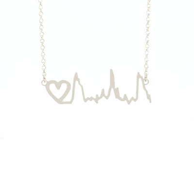 Original Cherished Heart Necklace