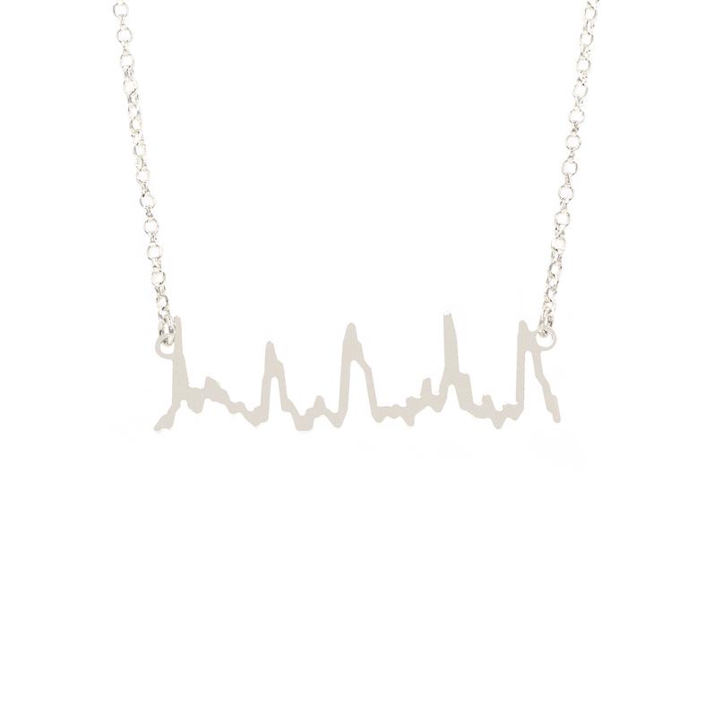 Original Heartbeat Necklace