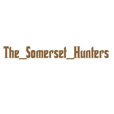 Somerset Hunters Barrel Sticker