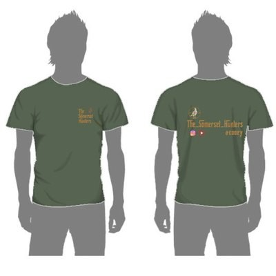 Somerset Hunters T-shirt
