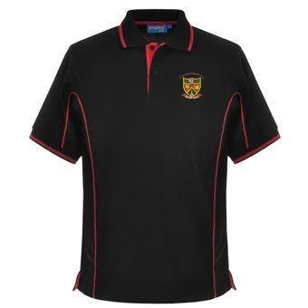 Congresbury CC Sienna Elite Polo - Short sleeve