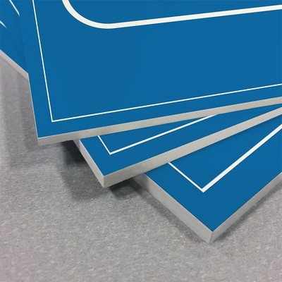 Rigid Plastic Signage - 100cm x 150cm