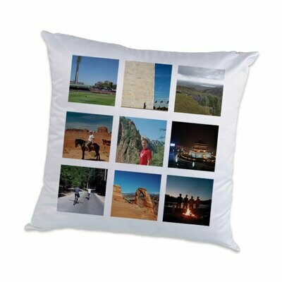 Cushion - with photo collage