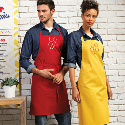Branded Apron (embroidered)