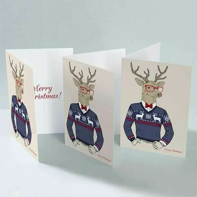 25x Greetings Card (A5 folded to A6)