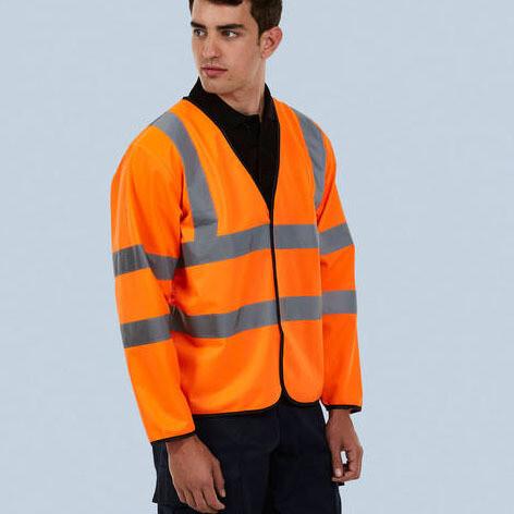Hi-Vis Long sleeve (802)