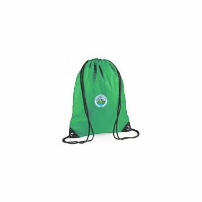 Mark Forest School Bag (Kelly Green)