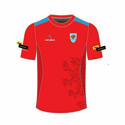 CVRFC - Ladies Training top (please call to order)