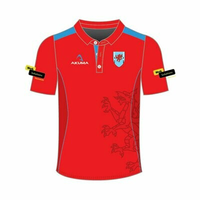 CVRFC - Ladies After Match Polo top (please call to order)