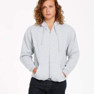 Classic Workwear Zip Hoody (Unisex 504)
