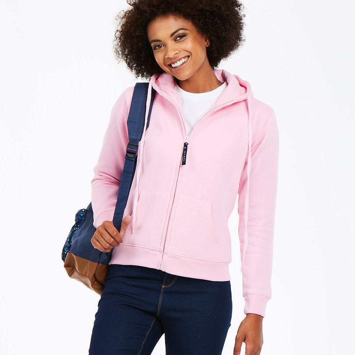 Classic Workwear Zip Hoody (Ladies 505)