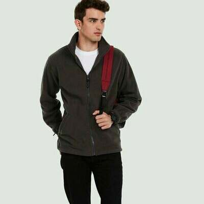 Classic Workwear Full-Zip Fleece (Unisex 601)