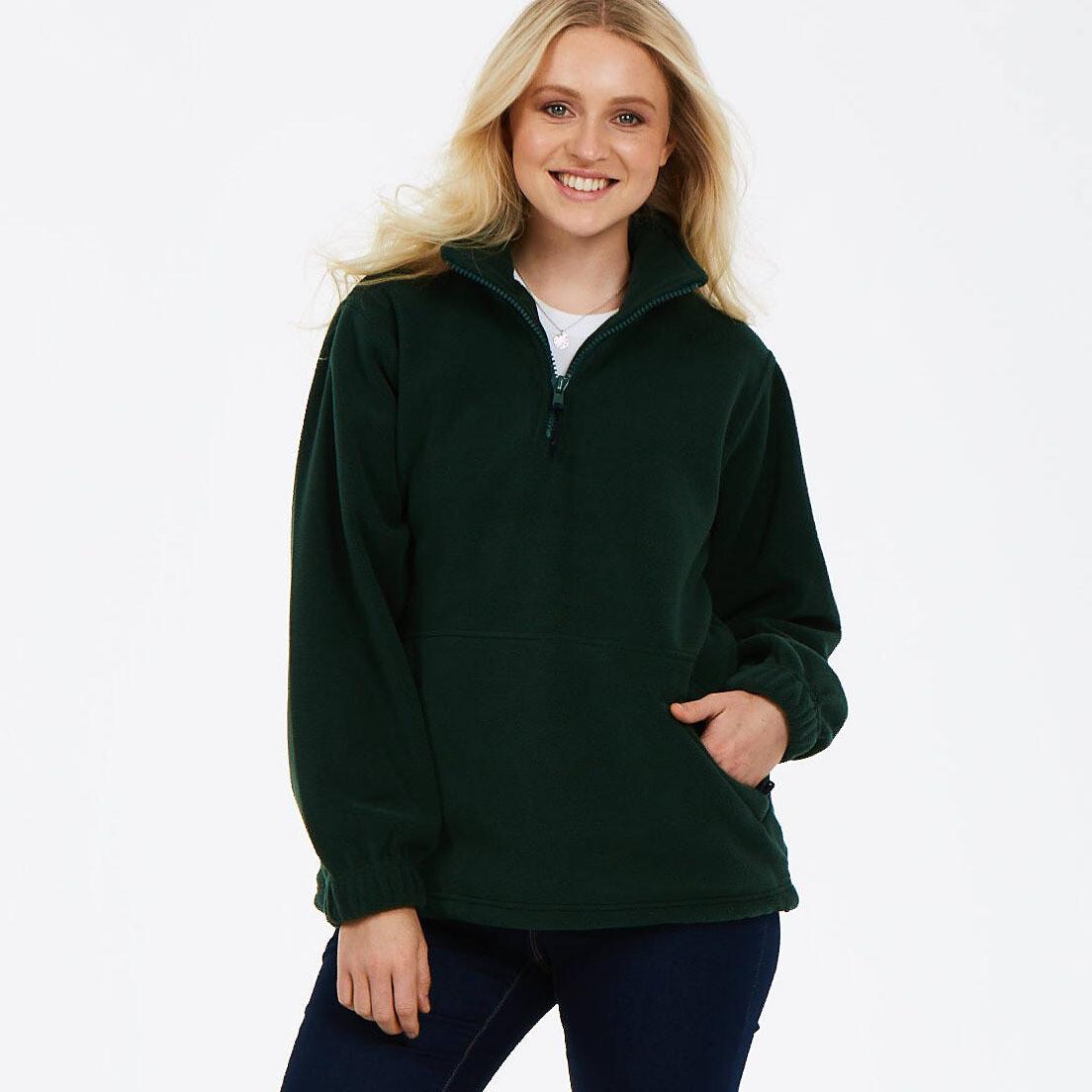 Classic Workwear 1/4 Zip Fleece (Unisex 602)