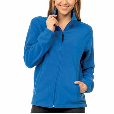 Budget Full Zip Fleece