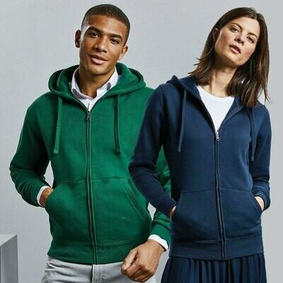 Premium Workwear Zip Hoody (266)