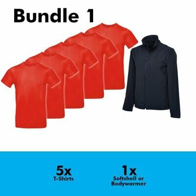 Classic Workwear Bundle 1 (5T1J)