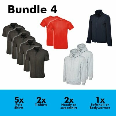 Classic Workwear Bundle 4 (5P2T2H1J)
