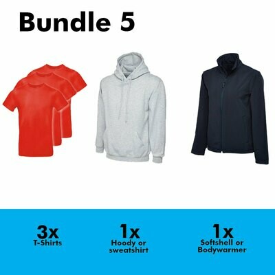 Classic Workwear Bundle 5 (3T1H1J)