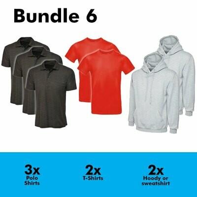 Classic Workwear Bundle 6 (3P2T2H)
