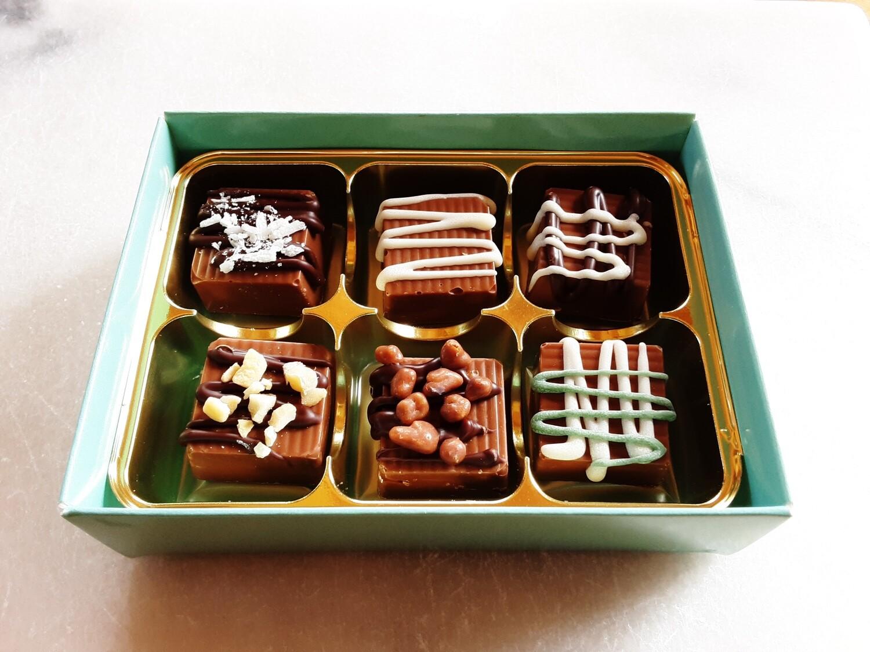 Handmade Milk Chocolates - 6
