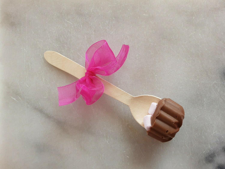 Hot Chocolate Swizzle Stick