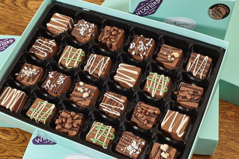 Handmade Milk Chocolates - 24
