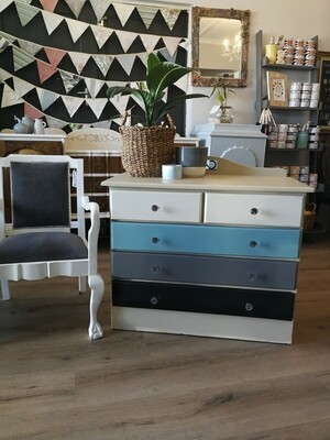 Ombre Drawers Hannah