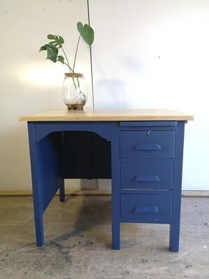 Nautical Blue Desk