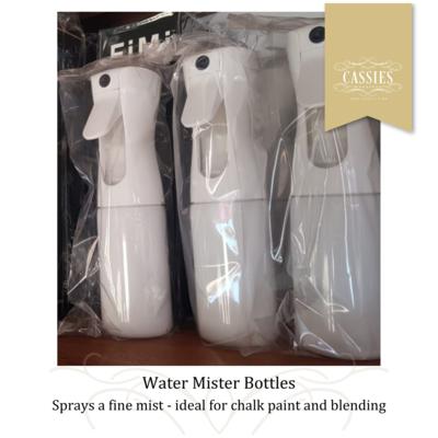 Water Mister Bottles