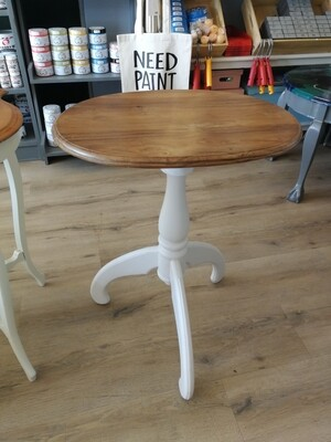 Side Table - Oval
