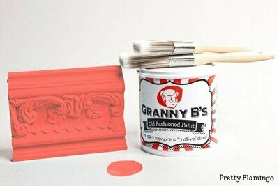 Old Fashioned Paint - Pretty Flamingo (Coral Pink)