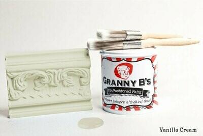 Old Fashioned Paint - Vanilla Cream (Off White Cream)