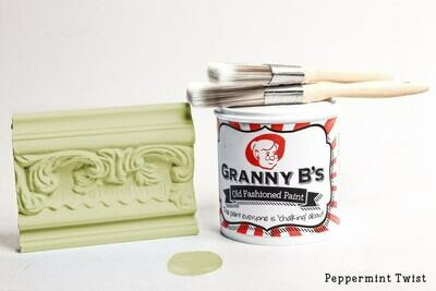 Old Fashioned Paint - Peppermint Twist (Moss Green)