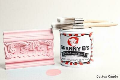 Old Fashioned Paint - Cotton Candy (Soft Pink)